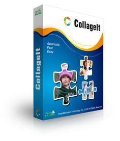 I won the CollageIt program, thanks to Beth Ann & Jessica's Helpful Savings!