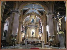 Catedral Metropolitana de San Luis Potosi, Mexico