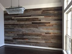 Custom pallet board walls/wall art