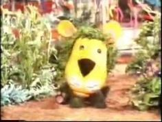 Parsley sings: 'The Friendly Lion' (1968)