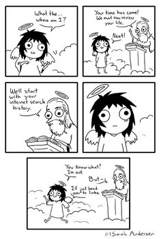 Sarah's Scribbles :: Your Time Has Come | Tapastic Comics - image 1