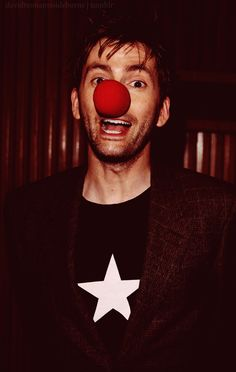 David Tennant - his smile gets me everytime