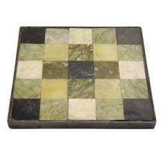 DeckoRail 12 in. Square Tiffany Jade Tilestone Garden Stone-126922 at The Home Depot