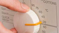 Le programme à 30° de votre machine à laver peut vous rendre malade