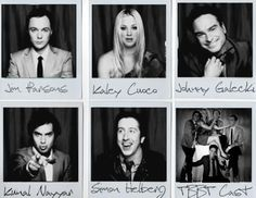The Bing Bang Theory is my favorite t.v show <3