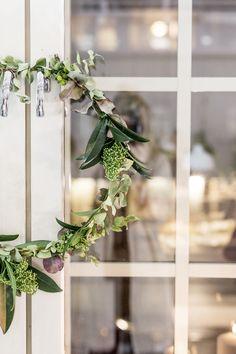 Holiday season / Candles / Wreath / Noora & Noora nooraandnoora.com