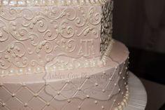 Hidden A&M on cake