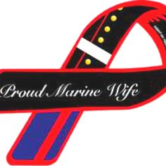 I'm almost a Marines wife. Just a little while longer  :-)