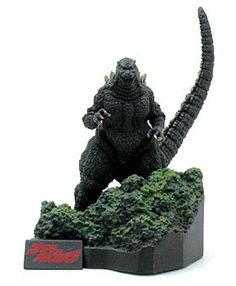 Bandai Sakai Yuji produced Godzilla Complete Works Final-6 Godzilla vs Mechagodzilla (1993) by Bandai