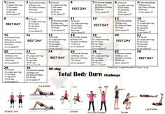 30 Day Total Body Burn