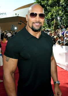 Dwayne...you'll always be THE ROCK!