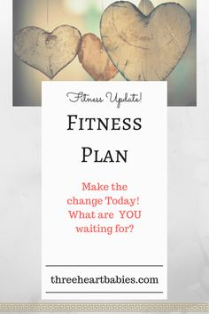 Fitness Update December 2016. My progress so far. Find your motivation, start today on your fitness journey. You can do this! Check out my fitness update http://threeheartbabies.com/fitness-update-december-2016/