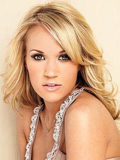 kandeej.com: Carrie Underwood Make-Up Look