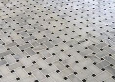 Discount Marble Basketweave Mosaic - Polished Carrara Marble $8.99