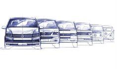 Volkswagen revela sexta geração da 'Kombi' - carros - Jornal do Carro