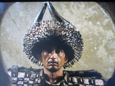 From Pasolini's Medea (1969) costumes by Piero Tosi