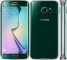 Samsung Galaxy S6 Edge Emerald Green