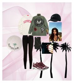 """""""peso"""" by softtissue on Polyvore featuring New Look, Dot & Bo, NIKE, Topshop and Lolli Swim"""