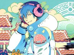 I got: Aoba! Which DRAMAtical murders character are you?