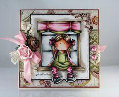 Hanglar Stanglar card by Claudia