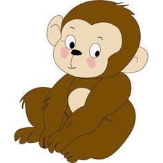 Free Vector Art & Graphics :: Monkey Cartoon Character- Free Vector.