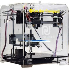 CoLiDo Compact 3D Printer - High Resolution FDM 3D Printer