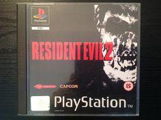 Resident Evil 2 Playstation Game – Obsolete Gaming