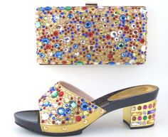 designer shoes and bag picture more detailed picture about new inside gold shoes and bags for wedding