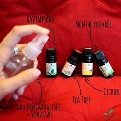 Comment fabriquer ses produits ménagers naturels avec les huiles essentielles ?