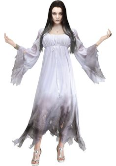 Gothic Ghost Costume