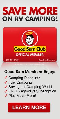 Good Sam RV Club – RV Camping Discounts