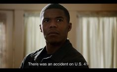 """Agents of SHIELD S03E14 """"There's been an accident on Route 41"""" Always unlucky 41."""