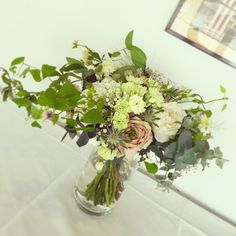クラッチブーケ / ウェディング / 結婚式 / オリジナルウェディング/ オーダーメイド結婚式