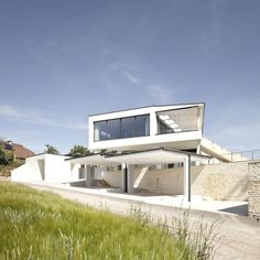 Austrian architectural practice, Spado Architects, have designed the House ANY project