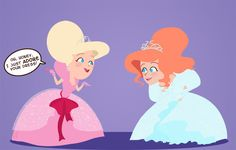 Charlotte and Giselle - Excellent Taste