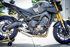 Akrapovic has just received over 50 of these systems just so you guys waiting on it know. If you have a pre order there is a very high chance will you will. Yamaha Fz 07, Yamaha Bikes, Stunts, Exhausted, Cars And Motorcycles, Motorbikes, Beaches, Badass, Google Search