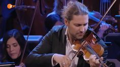 David Garrett plays Paganini