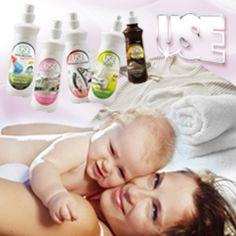 USE Ipoallergenici, amici del pulito ma anche della pelle