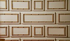 Ceramic wall in Komedia Theater in Warsaw reconstructed by Grzeskiewicz Design Studio 3d Wall Tiles, Tile Panels, Warsaw, Gallery Wall, Walls, Ceramics, Studio, Decoration, Frame