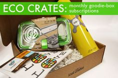Love getting and receiving a little bit of love in the mailbox? This is a pretty neat idea. The company puts together all kinds of packages and send them to you (or your friend who might really like it... Hint, hint...maybe? LOL). They have all kinds, from Eco friendly crates to neat stuff found in ______ (they choose a city and find all kinds of awesome randomness). Really neat idea! Love it!