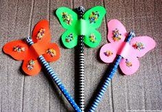 Utiliza lápices comunes y corrientes para crear pequeños detalles u obsequios que puedes utilizar en una fiesta o como un regalo para estud...