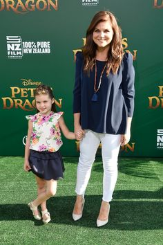 Pin for Later: Tiffani Thiessen's Daughter Is the Spitting Image of Her Famous Mom