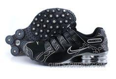 Nike Shox Gold And Black