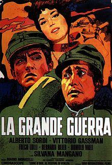 La grande guerra, directed by Mario Monicelli