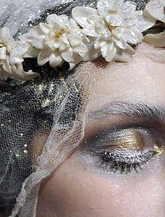 fashion makeup details