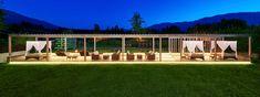 Die Ritzenhof Pergola auf der privaten Liegewiese am Seeufer #ritzenhof #wellness #see #pergola #wellnesshotel #saalfeldenleogang #hotel Spa Hotel, Sauna, Golf Courses, Pergola, Perfect Place, Outdoor Pergola