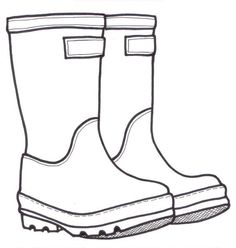 Bilderesultater for elementary project rain boots flowersRain Boots template - Hi Buddy, How you doin? Preschool Crafts, Crafts For Kids, Arts And Crafts, Autumn Crafts, Spring Crafts, Funky Wellies, Spring Coloring Pages, Spring Design, Craft Projects For Kids