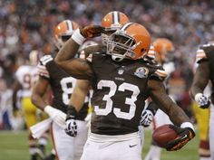 Cleveland Browns - Trent Richardson