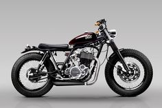 Yamaha SR400 by Deus Bali