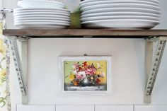 Flower Patch Farmgirl: Our Kitchen - The Debut